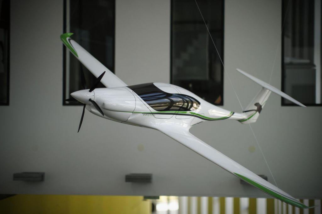 Še en incident za Pipistrelovo letalo