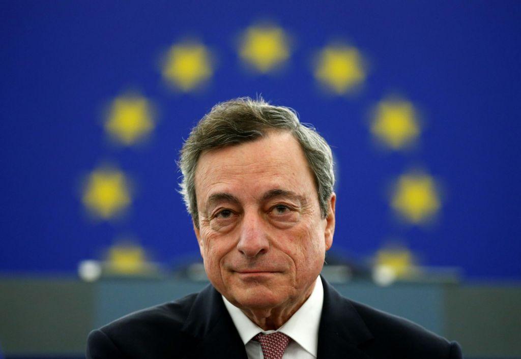 Evrodežela v pričakovanju daril Maria Draghija
