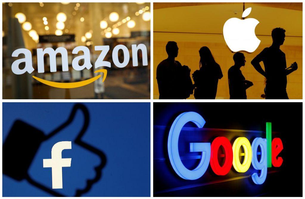 Ameriške zvezne države proti globalnim spletnim igralcem