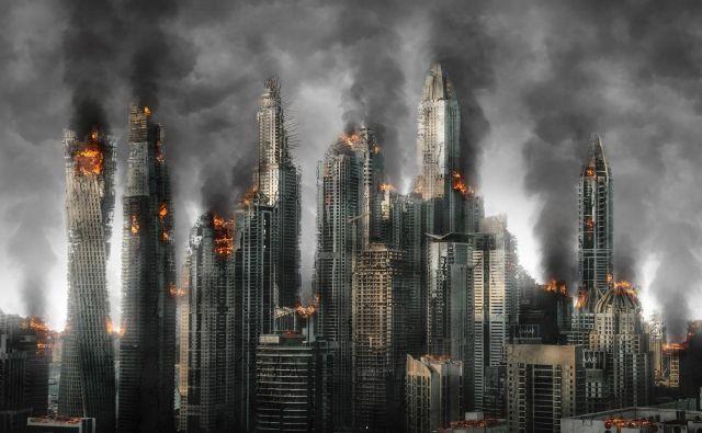 slabo negativno dol katastrofa Foto Pixabay