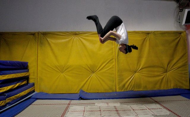 Pred katerokoli vadbo je pomembno, da smo sposobni oceniti svoje trenutne sposobnosti. FOTO: Mavric Pivk/Delo