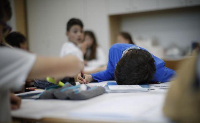 Odstotku otrok z vedenjskimi motnjami diagnosticirajo brezčutne neobčutljive poteze. Te se lahko razvijejo v psihopatijo. (Fotografija je simbolična.) FOTO: Uroš Hočevar
