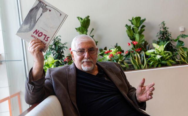 Jorge Bucay. Foto Mediaspeed/Luka Kotnik