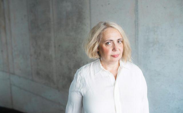 Jekaterina Degot, kuratorka festivala <em>Steirischer Herbst</em>: »Umetnost mora nagovarjati človekov politični instinkt.« Foto Marija Kanizaj