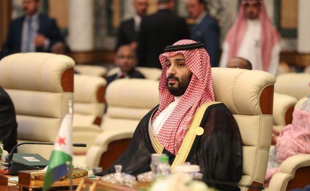 Sestra aktualnega vladarja Savdske Arabije Mohameda bin Salmana od izdaje mednarodne tiralice svoje domovine ni smela zapustiti. FOTO: Bandar Aldandani/AFP