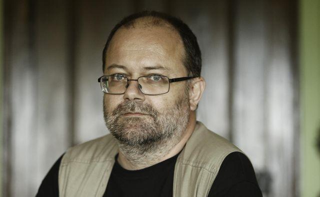 Andrej E. Skubic FOTO: Jože Suhadolnik/Delo