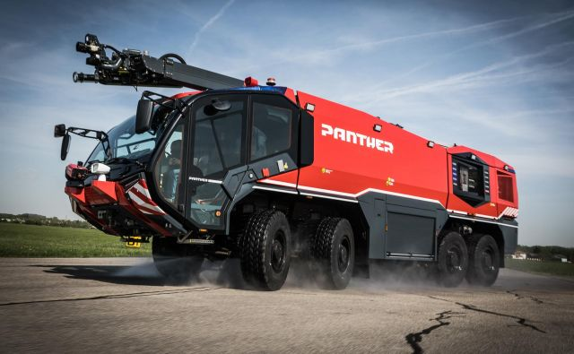 Oanther, Foto Rosenbauer International Ag