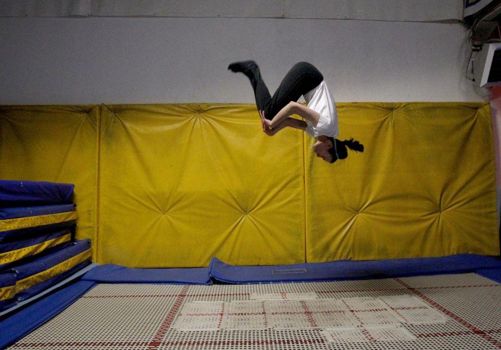 FOTO:Za izboljšanje gibalnih sposobnosti ni nikoli prepozno