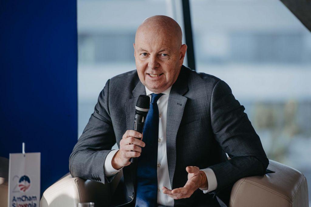 Sašo Berger novi predsednik AmCham Slovenija