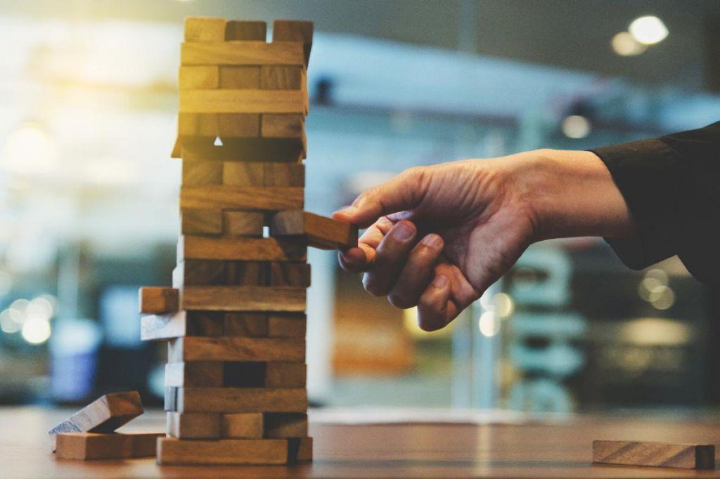 Krepitev odpornosti podjetja do naslednje upočasnitve gospodarstva