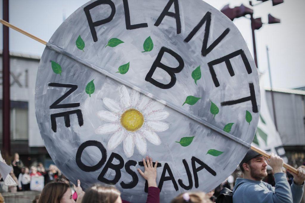 V javni obravnavi je še podnebna politika