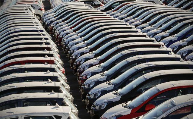 Na leto pretrovorijo 750.000 avtov. Letos jih bo nekaj manj. Foto Uroš Hočevar