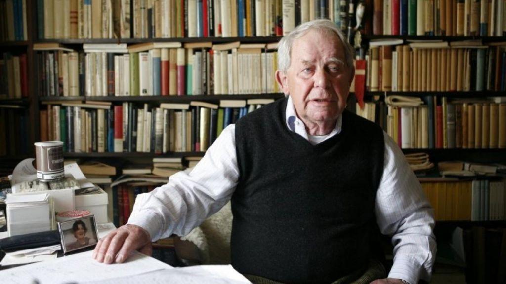 Siegfried Lenz: Ko ugotoviš, da je vojna nesmiselna
