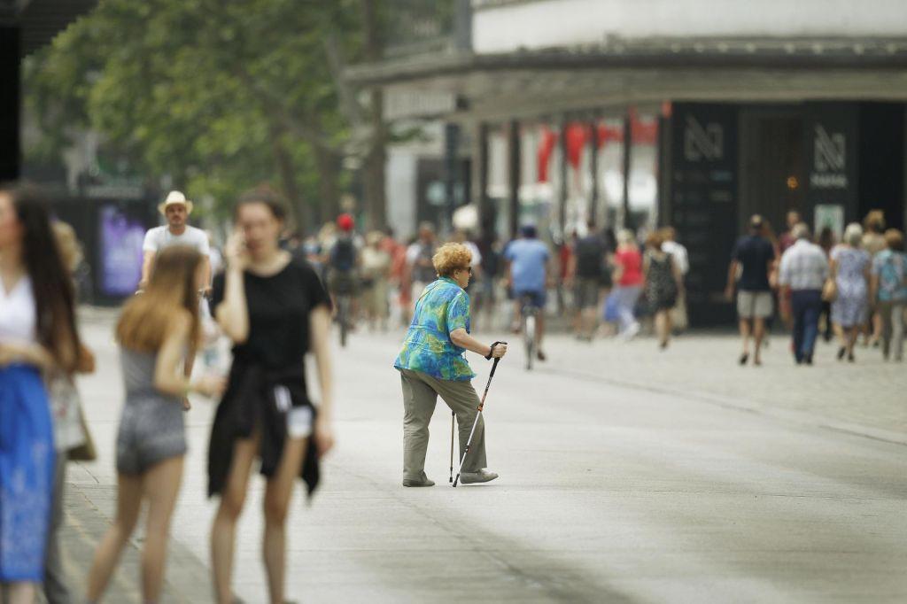 Poziv ob evropskem tednu mobilnosti: Gremo peš!