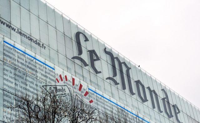 Dnevnik, ki ohranja novinarsko svobodo. Foto: Afp