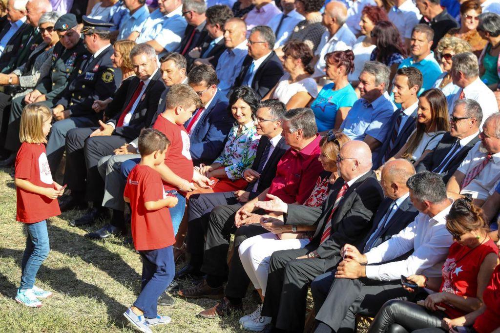 Praznujemo dan vrnitve Primorske k matični domovini