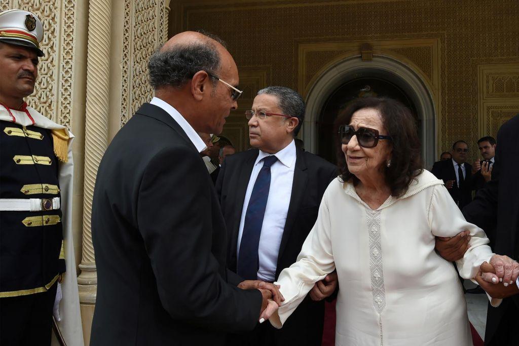 Zadnje beseda nekdanjega tunizijskega prvega para