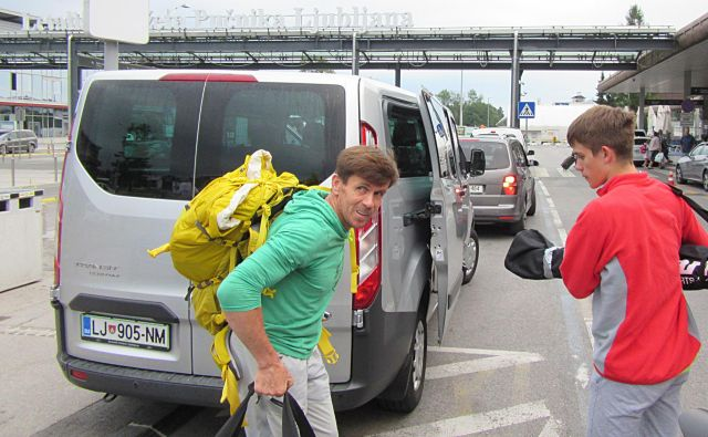 Davo Karničar je bil vrhunski alpinist in smučar. FOTO: Blaž Račič/Delo