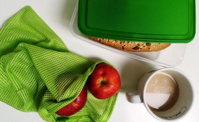 Kmalu bo čas za zajtrk. In novo skodelico kave... Foto J. Z. G.