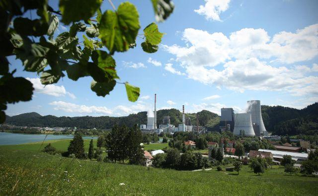 Termoelektrarna Šoštanj, Teš 6, FOTO: Jure Eržen/Delo
