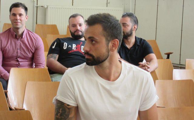 Sodišče ugotavlja, kakšno vlogo je imel Anže Jelen. FOTO: Špela Kuralt
