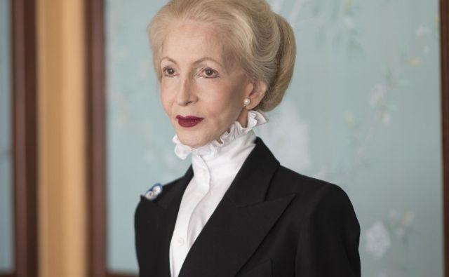 Lady Barbara Judge:Ženske lahko naredimo toliko kot moški, saj smo vsi enako sposobni. FOTO: osebni arhiv