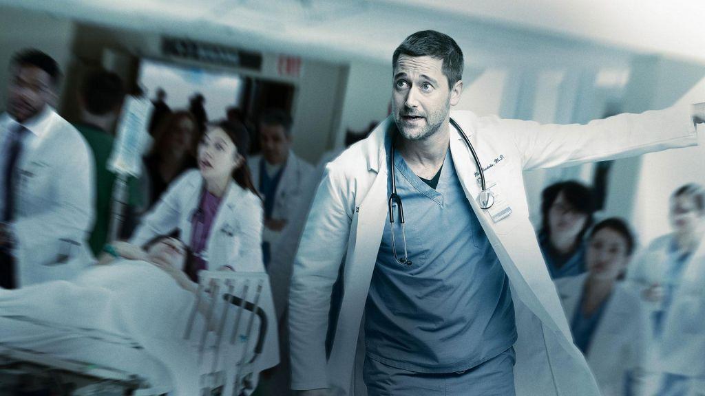 TV namigi: Bolnišnica New Amsterdam, (Ne)vidni slovenski film in Sveti prostori