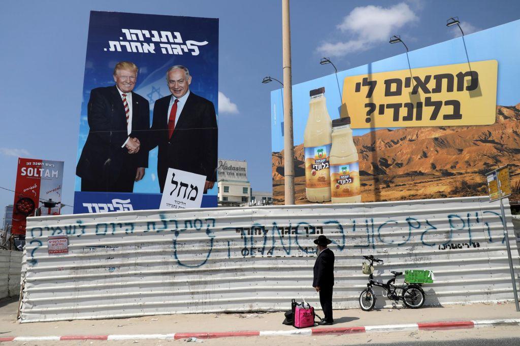 Netanjahujev boj za politično preživetje