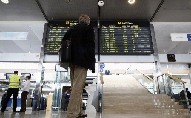 Novinar Duhaček je bil aretiran na zagrebškem letališču pred odhodom na službeno pot. FOTO: Antonio Bronic/Reuters