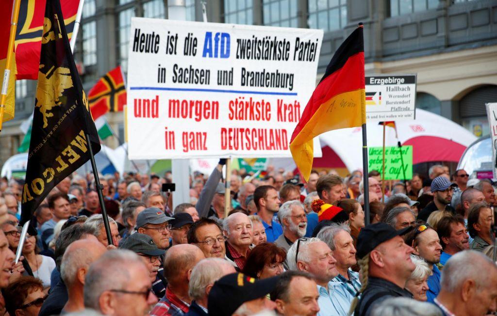 Kako nevarna je Alternativa za Nemčijo