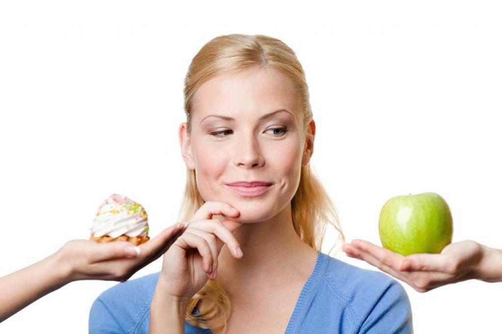 Dieta je najboljša pot, da se zredite