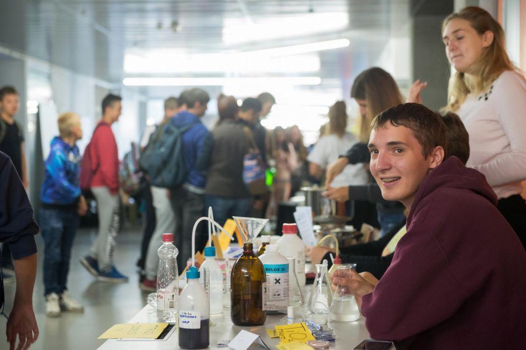 Festival, ki krepi in širi strast do znanosti
