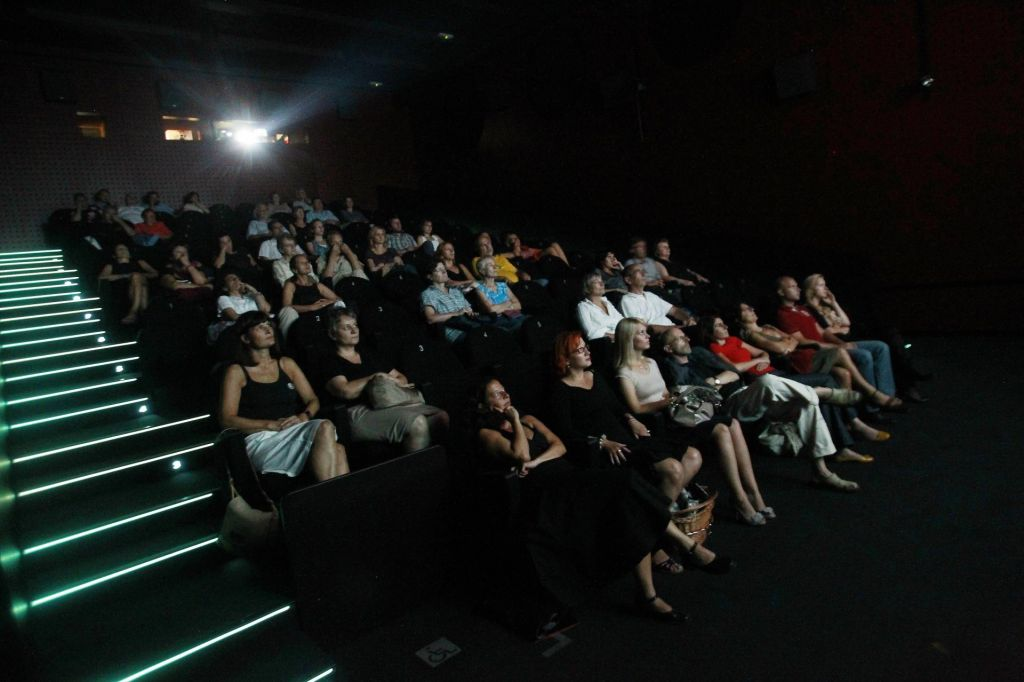 FOTO:Filmski festival je za občinstvo, ne za »strokovnjake« in novinarje