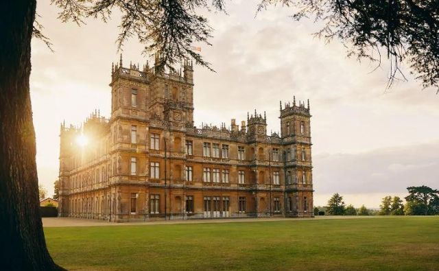 Downton Abbey. FOTO: Airbnb