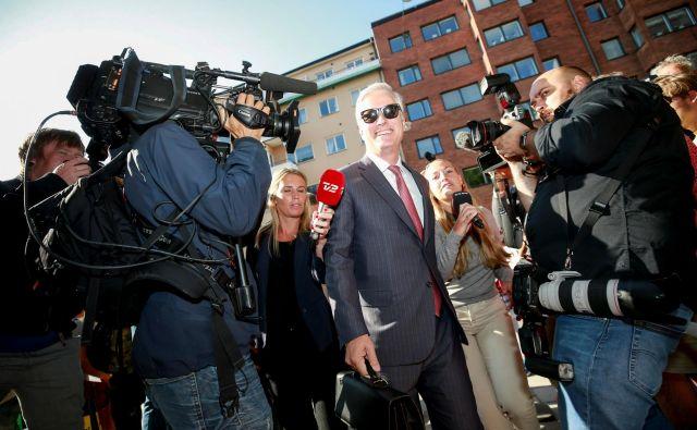 Robert O'Brien prevzema funkcijo svetovalca za nacionalno varnost. FOTO: Reuters