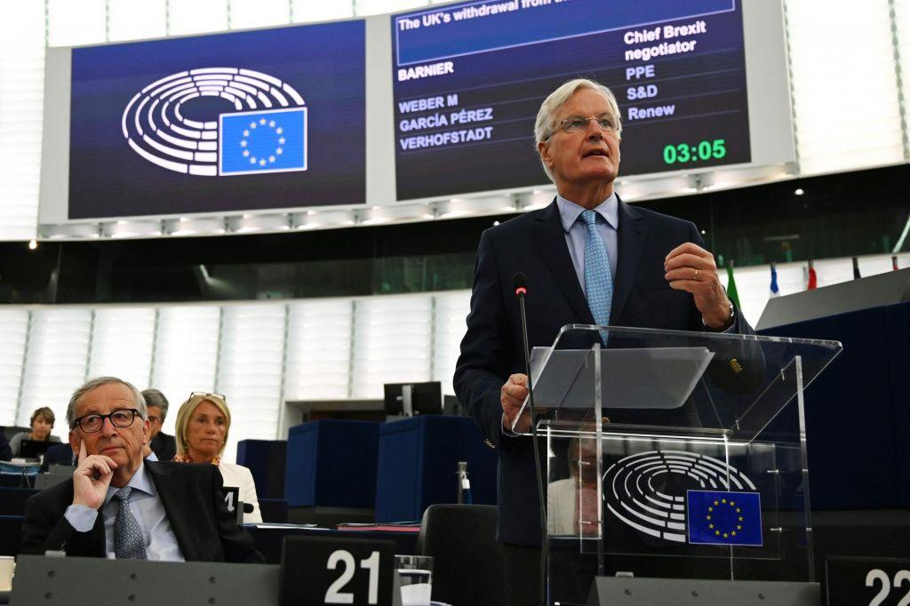 Michel Barnier: Nihče ne poskuša ukrasti brexita