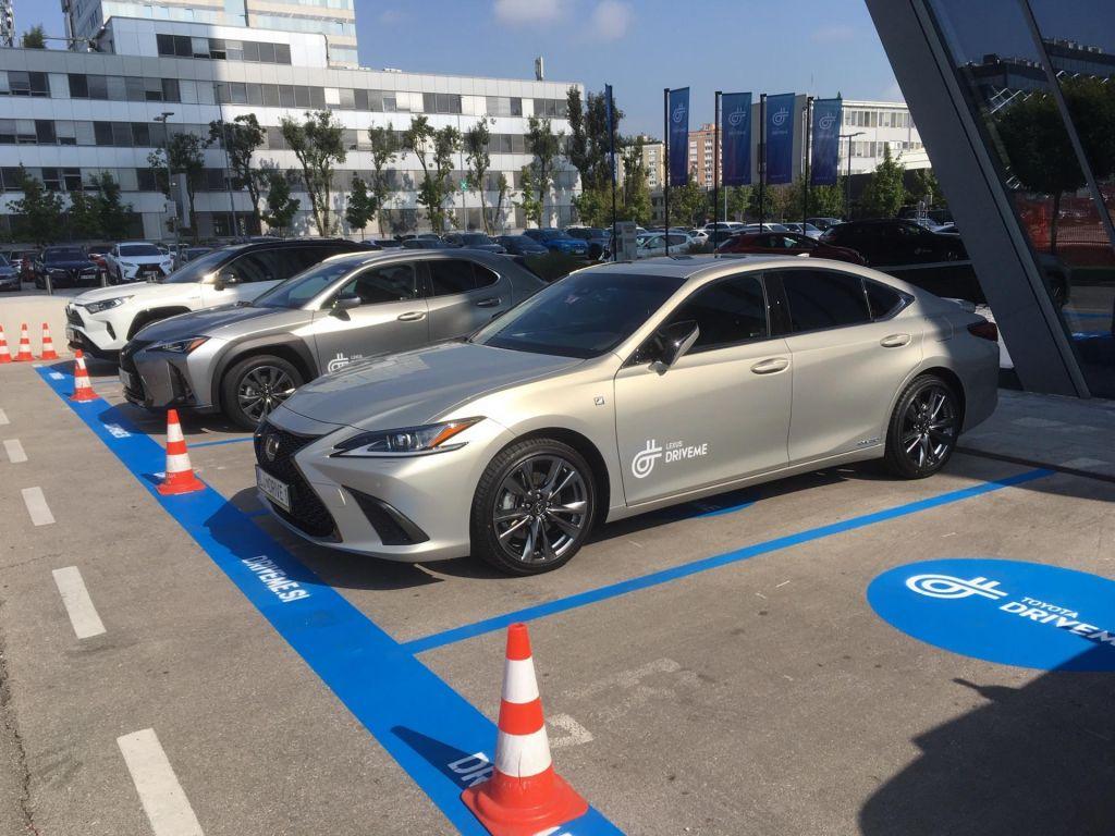 Toyota, BTC in souporaba