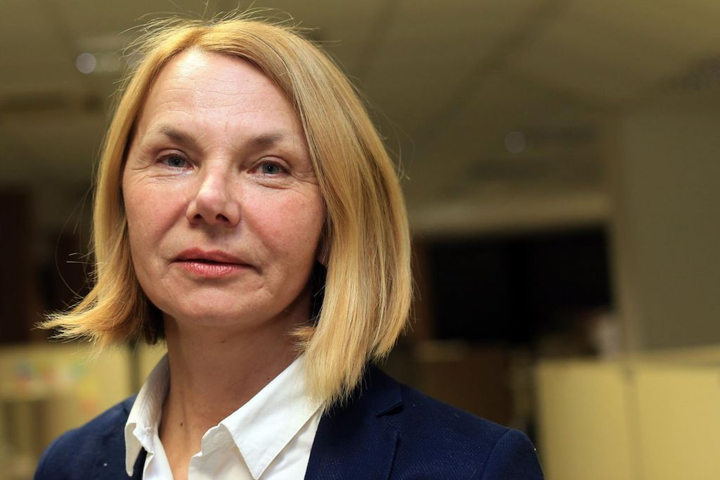 Kramar Zupanova še naprej prva dama bolnišnice