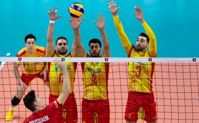 Španija si je z zmago nad Nemčijo priigrala četrto mesto v skupini in uvrstitev v osmino finala. FOTO: AFP