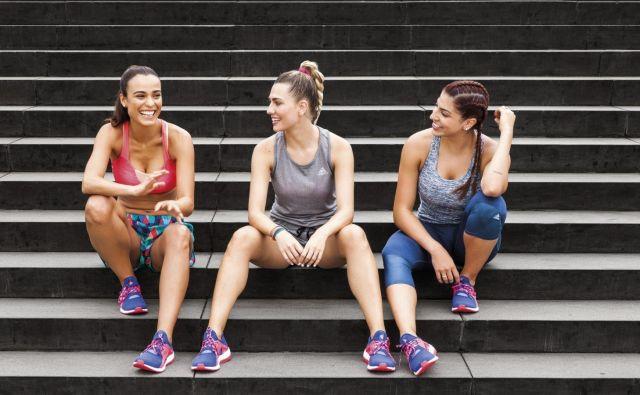 <br /> Kaj pa ženske motivira pri tem, da premagajo vse ovire in se vendarle odpravijo na tek? Foto: Shutterstock