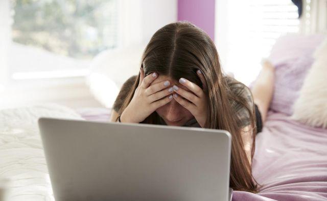 Koliko časa je vaš otrok za računalnikom? Foto Gettyimages