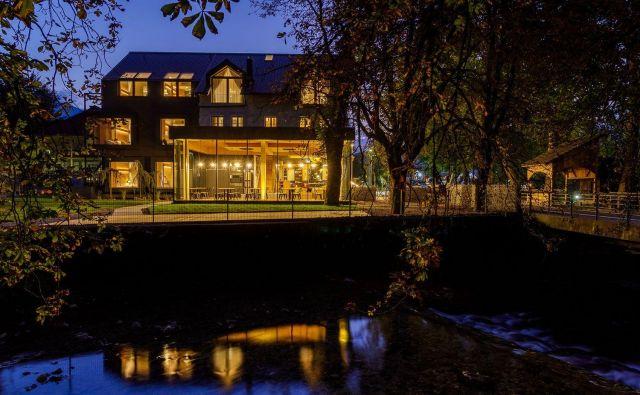 Hotel promovira druženje, branje knjig, poslušanje narave in izkustvena doživetja čudovitega okolja Bohinja in kulinarike. FOTO: Hotel Sunrose 7