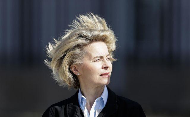 Mogoče bo komisija Ursule von der Leyen še slabša, kot je bila Junckerjeva. Foto: AP