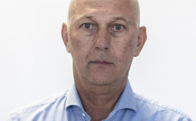 Dr. Matija Tomšič, revmatolog Foto Voranc Vogel