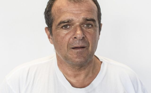 Dr. Samo Zver, hematolog. Foto Voranc Vogel