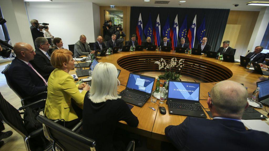 Vlada potrdila predloga državnih proračunov za 2020 in 2021