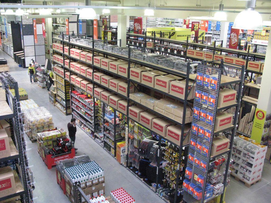 Namesto Baumaxa prihodnjo jesen nov trgovski center