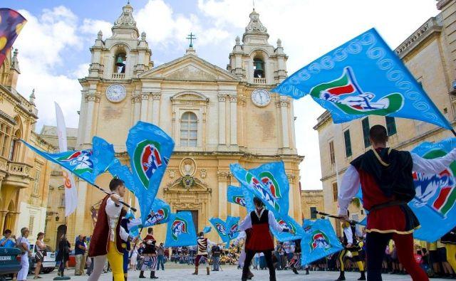 Številni festivali odkrivajo bogato etnološko dediščino Malte. FOTO: Malta Toursit Authority