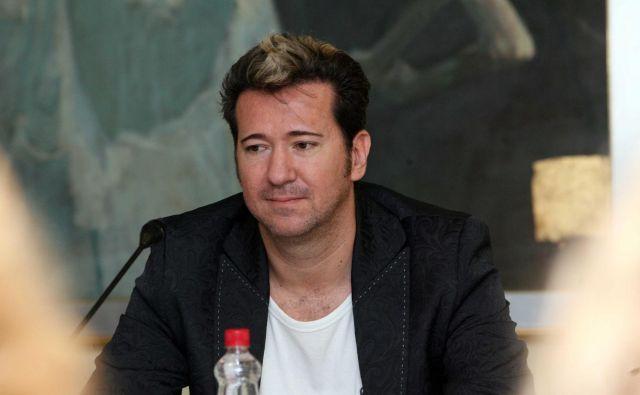 Werner Brozović. FOTO: Igor Mali