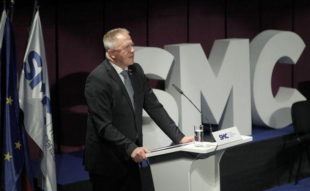 Zdravko Počivalšek, novi prvi mož SMC, se je že slišal tudi s prvakom SDS Janezom Janšo. Te komunikacije se predsednik vlade menda ne boji.<br /> FOTO: Mavric Pivk